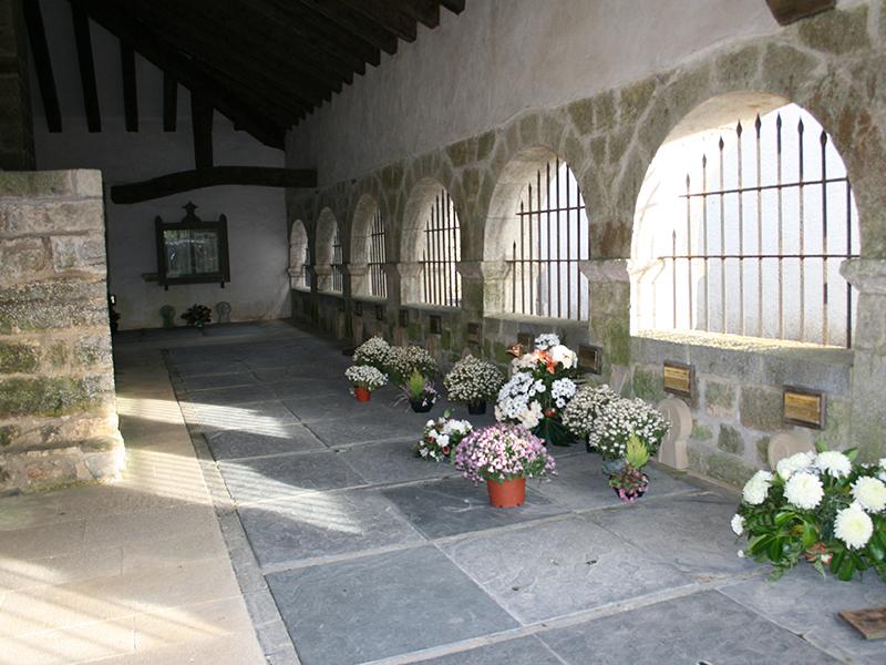 Interior del Silo de Carlo Magno
