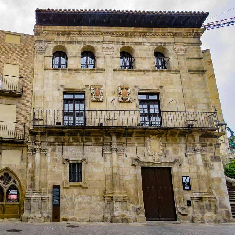 Estella: Oficina de Turismo.