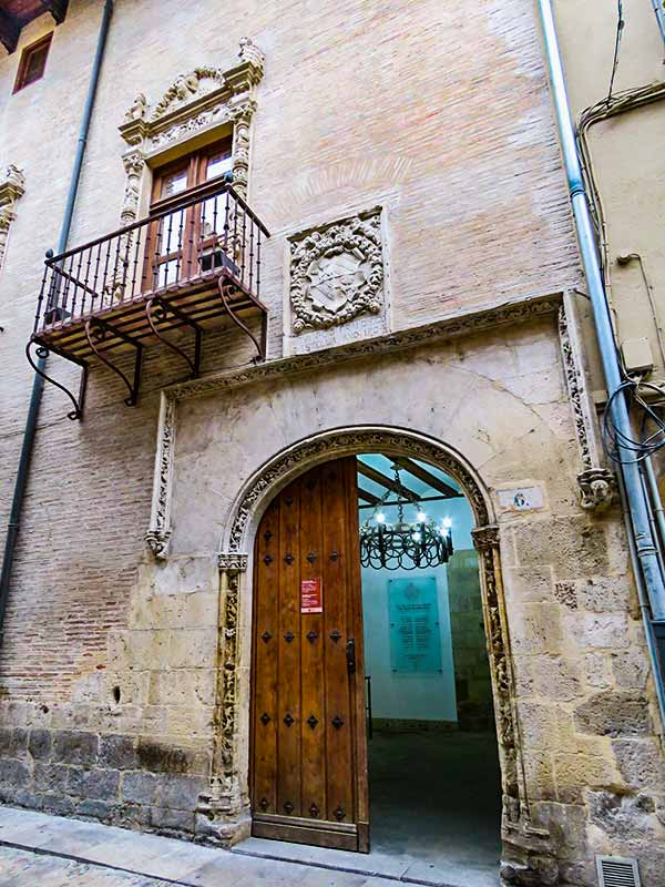 Estella: Palacio de los Sancristobal