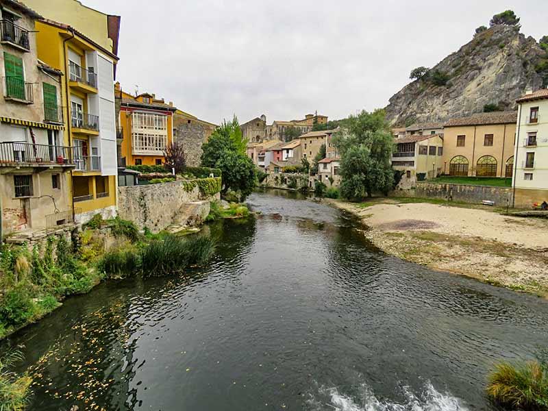 Estella: Río Arga.