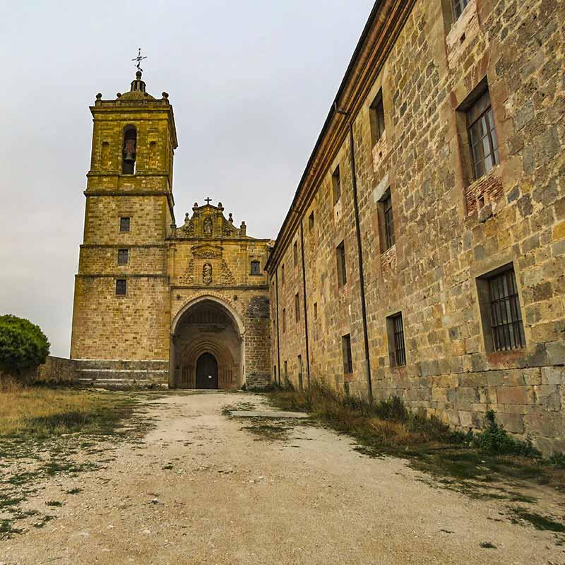 Estella: Monasterio de Irache.