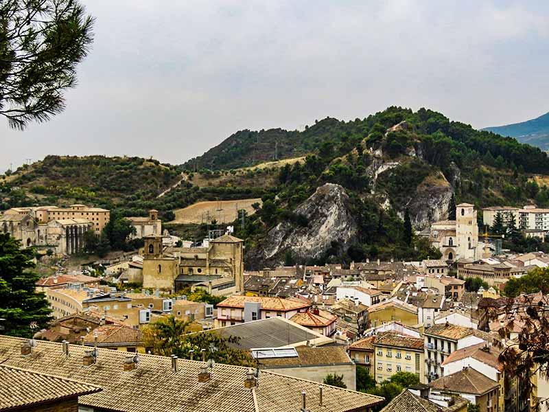 Estella: Basílica del Puy.