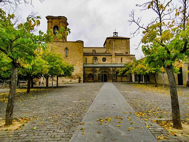 Estella: Iglesia de San Miguel