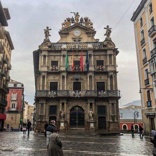 Turismo en Pamplona: Plaza del Ayuntamiento