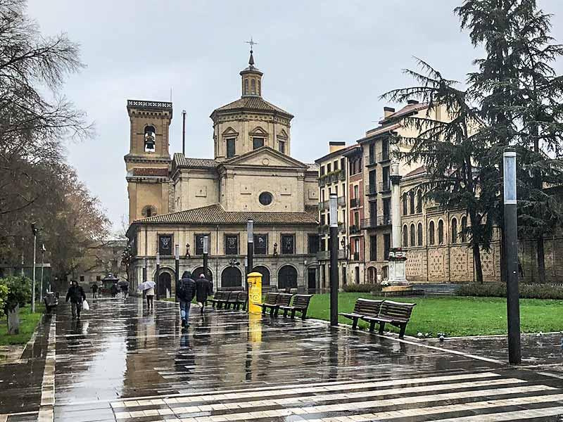 Turismo en Pamplona: Callejeando.