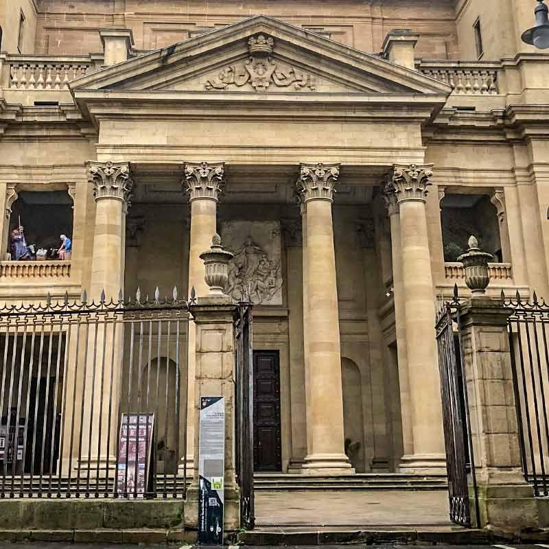 Turismo en Pamplona: Catedral.