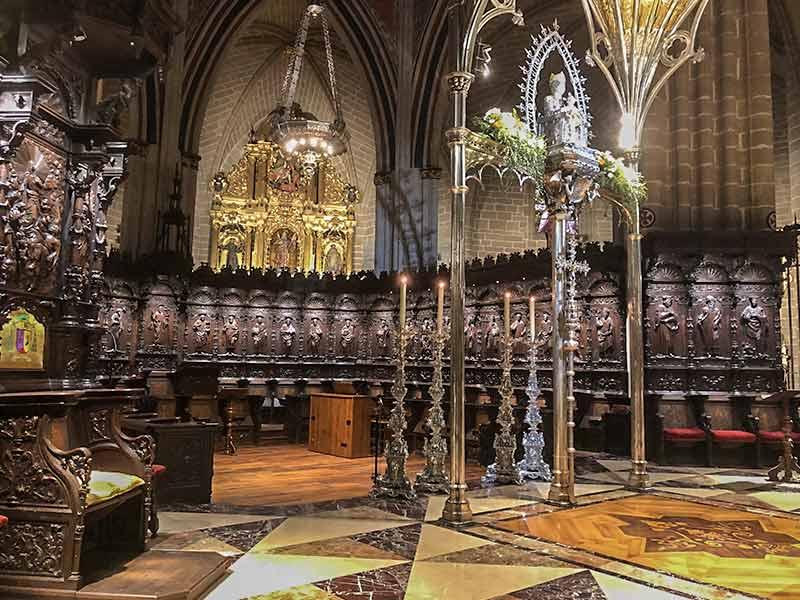 Turismo en Pamplona. Catedral.