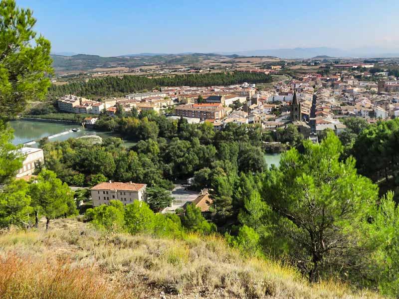 Pamplona y alrededores: Sangüesa