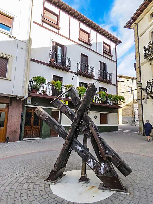 Pamplona y alrededores: Alsasua.