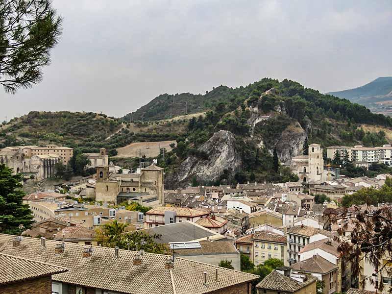Pamplona y alrededores: Estella.