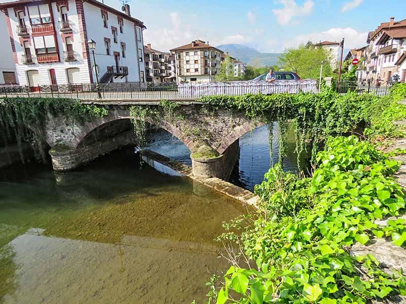 Norte de Navarra: Elizondo.