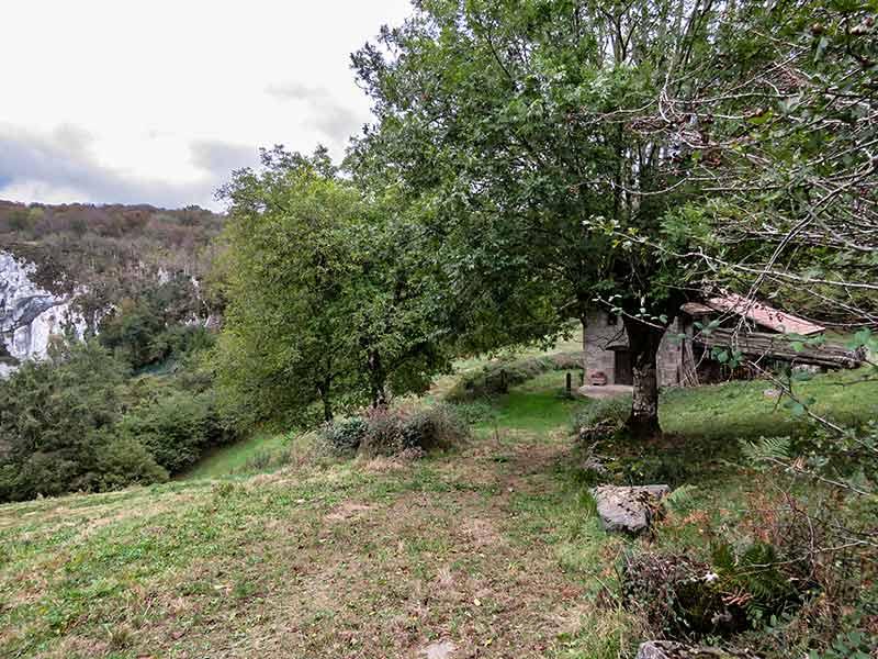 Valle de Larraun: Nacedero.