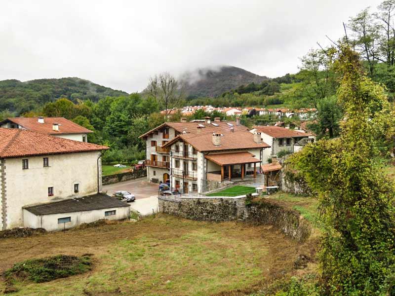 Valle de Larraun: Lekumberri.